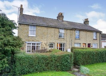Ely Road, Queen Adelaide, Ely CB7. 2 bed end terrace house for sale