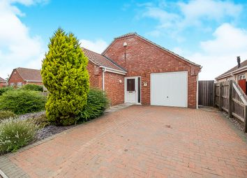 Thumbnail 3 bedroom detached bungalow for sale in The Birches, Wisbech St. Mary, Wisbech
