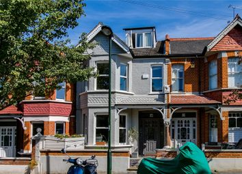 Thumbnail 5 bedroom terraced house for sale in Palmerston Road, East Sheen