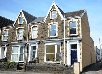 Thumbnail 5 bed town house for sale in Victoria Gardens, Neath
