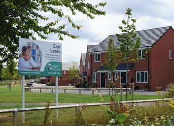 Thumbnail 3 bedroom semi-detached house for sale in 1 Dragon Fly Close, East Leake