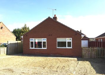 Thumbnail 3 bed detached bungalow for sale in Kenwood Road, Heacham, King's Lynn