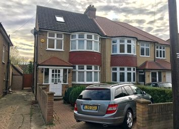 Thumbnail 4 bed semi-detached house for sale in Hemingford Road, Cheam