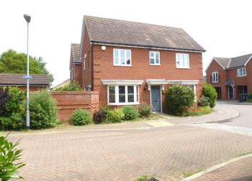 Thumbnail 3 bedroom link-detached house for sale in Ringstone, Duxford, Cambridge