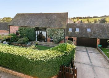 Thumbnail 4 bed barn conversion for sale in Fisherwick Road, Lichfield, Staffordshire