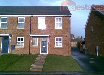 Thumbnail 2 bedroom terraced house to rent in Orwell Gardens, Stanley