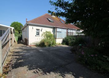 Thumbnail 2 bed bungalow for sale in Bayly Avenue, Portchester, Fareham