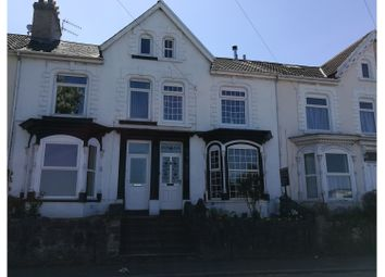 Thumbnail 4 bedroom terraced house for sale in Hillside, Neath