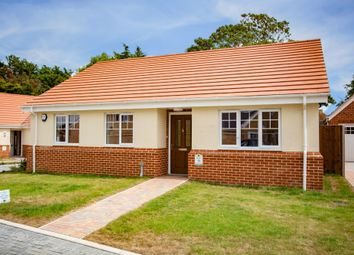 Thumbnail 3 bed detached bungalow for sale in Claydon Park, Off Beccles Road, Gorleston, Great Yarmouth