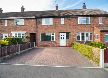 Thumbnail 2 bed terraced house to rent in Old Hall Road, Northwich