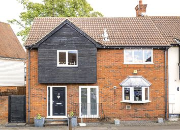 Thumbnail 3 bed semi-detached house for sale in Whitehall, Market Place, Abridge, Essex
