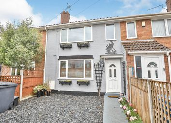 Thumbnail 3 bed terraced house for sale in Harmer Road, Norwich