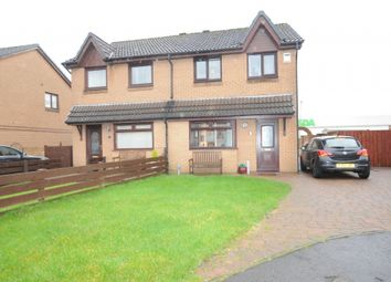 Thumbnail 3 bedroom property for sale in Ferndale Place, Summerston, Glasgow