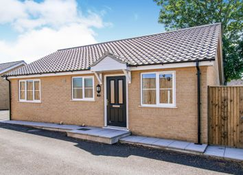 Thumbnail 2 bed bungalow to rent in Simons Court, Beccles Road, Bradwell