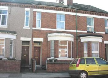 Thumbnail 5 bed terraced house to rent in Brunswick Road, Earlsdon, Coventry