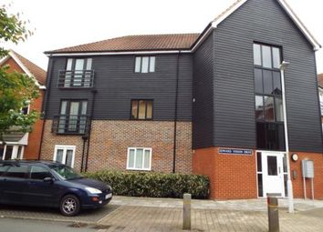Thumbnail 2 bed flat for sale in Edward Vinson Drive, Faversham