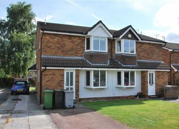 Thumbnail 1 bed semi-detached house to rent in Brackenwood Mews, Wilmslow
