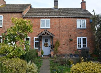 Thumbnail 4 bed cottage for sale in Desford Road, Thurlaston, Leicester