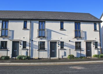 Thumbnail 2 bedroom terraced house for sale in Broxton Drive, Saltram Meadow, Plymouth, Devon