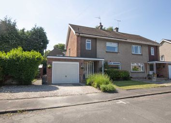 Thumbnail 3 bed semi-detached house for sale in 1 Randolph Court, Stirling, 2Al, UK