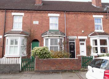 Thumbnail 3 bedroom terraced house for sale in Arden Street, Earlsdon, Coventry