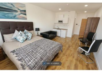 Thumbnail Studio to rent in Trafalgar House, Stoke-On-Trent