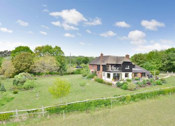 Thumbnail 4 bed equestrian property for sale in Crouch, Sevenoaks, Kent