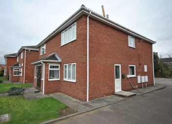 Thumbnail 1 bed flat for sale in Stoops Lane, Bessacarr, Doncaster