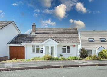 Thumbnail 2 bed detached bungalow for sale in Tapson Drive, Turnchapel, Plymouth.