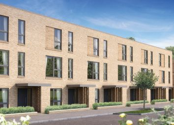 "Thumbnail 3 bedroom terraced house for sale in ""The Peter"" at Whittle Avenue, Trumpington, Cambridge"