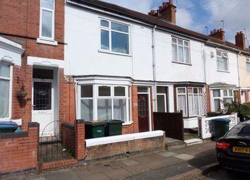 Thumbnail 3 bed property to rent in Kensington Road, Earlsdon