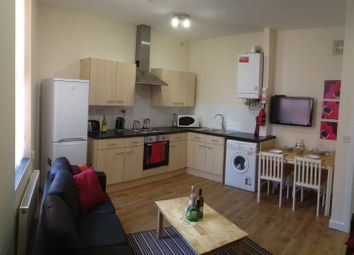 Thumbnail 5 bed terraced house to rent in Peveril Street, City Centre, Nottingham