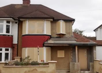 Thumbnail 3 bed semi-detached house for sale in Acacia Drive, Sutton, Surrey