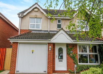 Thumbnail 4 bedroom detached house for sale in Western Gailes Way, Hull
