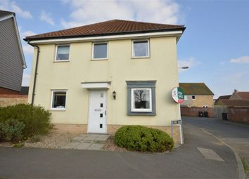 Thumbnail 3 bedroom detached house for sale in Fairway, Costessey, Norwich