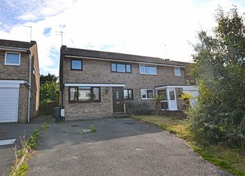 Thumbnail 4 bed semi-detached house for sale in Bushell Road, Poole