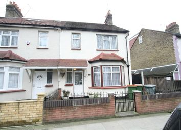 Thumbnail 4 bed terraced house to rent in Rancliffe Road, East Ham, London