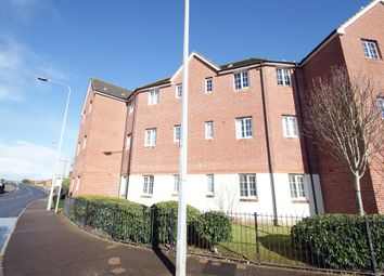 Thumbnail 2 bed flat to rent in Harrison Drive, St. Mellons, Cardiff