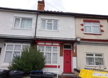 Thumbnail 2 bed terraced house for sale in Trafalgar Road, Erdington, Birmingham, West Midlands