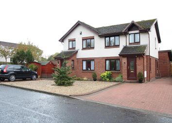 Thumbnail 3 bed property for sale in Golf Gardens, Larkhall