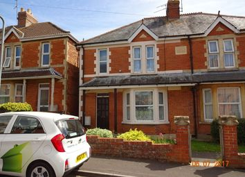 Thumbnail 3 bed semi-detached house to rent in Percy Road, Yeovil