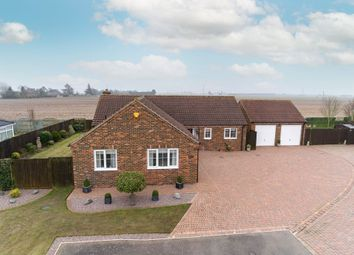 Thumbnail 3 bed detached bungalow for sale in Carisbrooke Way, Weston Hills, Spalding
