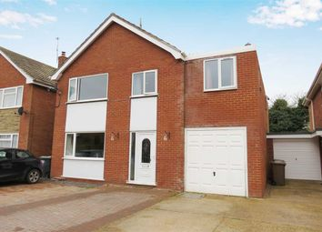 Thumbnail 6 bed detached house for sale in Cliffe Avenue, Ruskington, Sleaford