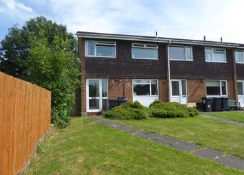 Thumbnail 3 bedroom end terrace house for sale in Clee Road, Northfield, Birmingham