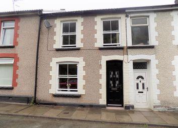 Thumbnail 3 bed terraced house for sale in Eileen Terrace, Tynewydd, Treherbert, Treorchy, Rhondda Cynon Taff.