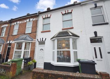 3 bed terraced house for sale in Cleveland Street, Exeter, Devon EX4