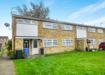Thumbnail 2 bedroom flat for sale in Frostenden Crescent, Lowestoft