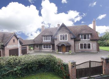 Thumbnail 5 bed detached house to rent in Roe End Lane, Markyate, St.Albans