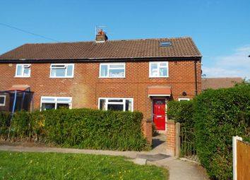 Thumbnail 3 bed semi-detached house for sale in Yewlands Avenue, Bamber Bridge, Preston, Lancashire