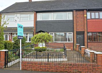 Thumbnail 3 bedroom terraced house for sale in Youlgreave Avenue, Bentilee, Stoke-On-Trent